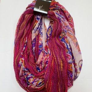 New with tags infinity loop scarf